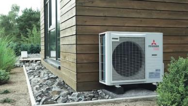 Воздушные тепловые насосы в системе отопления