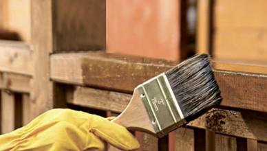 Защита деревянных конструкций от атмосферных воздействий