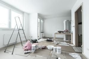 Как правильно начинать ремонт дома?