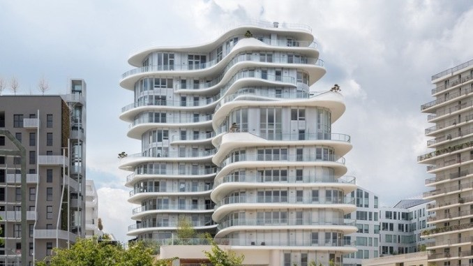 Современное жилищное строительство